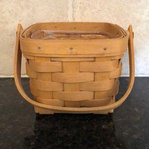 Longaberger Longaberg or Fall booking basket